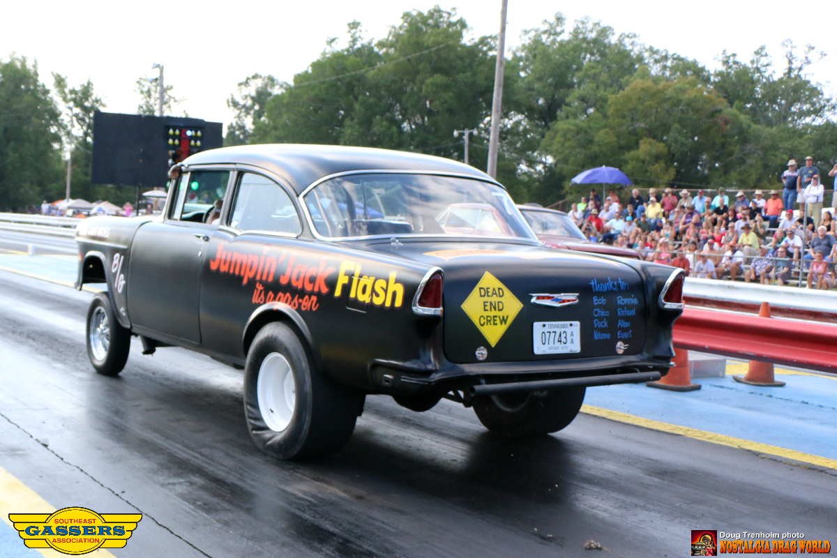 NOSTALGIA DRAG WORLD - Southeast Gassers Association - Brainerd